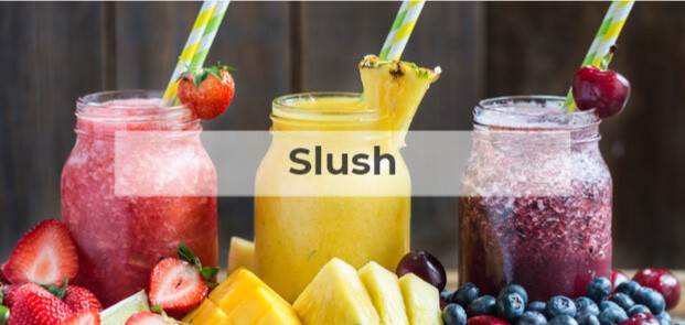 Hopser-Funfood-Slush