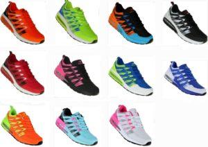 Planetshoes-Neon-Turnschuhe-Schuhe-Sneaker-Sportschuhe-Boot