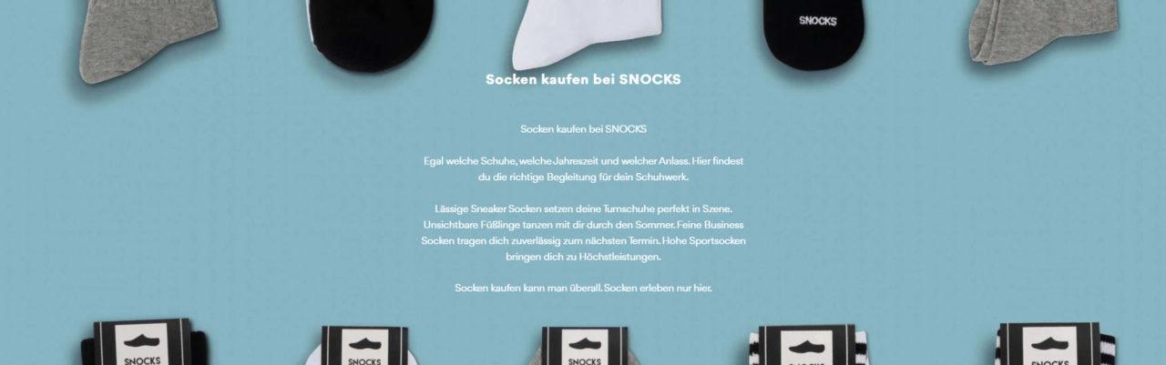 Snocks-Screemshot
