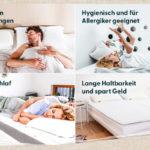 Naturlatex Matratze – die neue Art, bequem und gut zu schlafen
